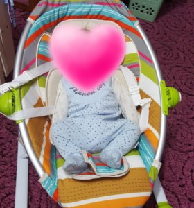 Кресло качалка шезлонг