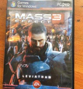 Игровой диск mass effect