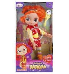 новые Куклы Сказочный патруль Аленка