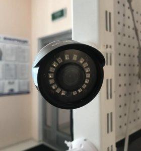 Камера видеонаблюдения Full HD 2mp