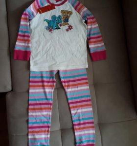 Новая пижама Lindex с биркой