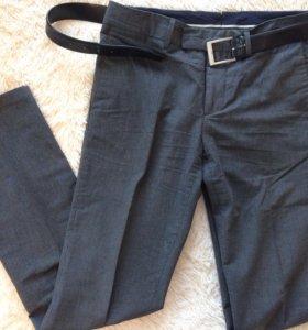 Брюки Zara Man + рубашка + ремень