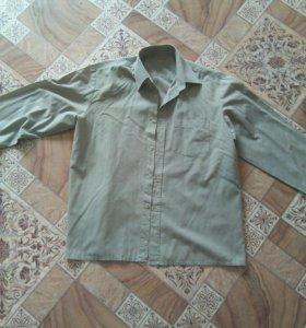 Рубашки подростковые