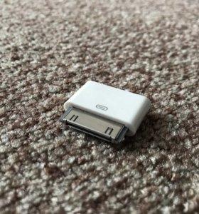 Переходник для 4го айфона на микроюэсби (андроид)