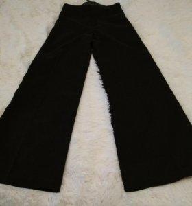 Танцевальные брюки с лампасами для бальных танцев