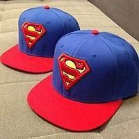 Бейсболка/ кепка Superman