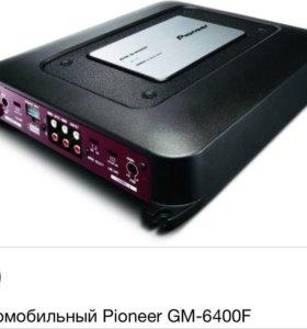 Усилитель автомобильный Pioneer GM -6400 F