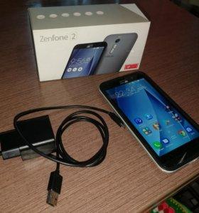 ASUS ZenFone 2. ZE551ML, SILVER, LTE
