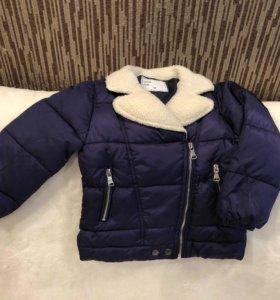 Куртка авиатора