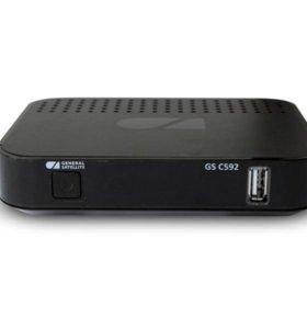 Телевизионный IP-приемник Триколор GS С592