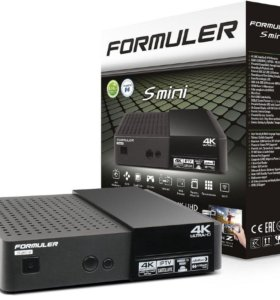 Спутниковый ресивер Formuler 4K mini