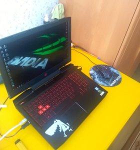 Игровой ноутбук hp