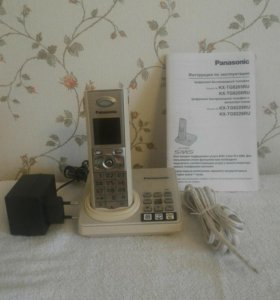 Телефон беспроводной Panasonic KX-TG8225RU автоотв