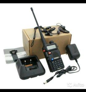 Радиостанция Baofeng UV-5R, 8 Вт. Оригинал