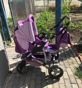 Детская коляска ZEIX by ADAMEX