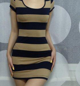 Платье туника 46 размер