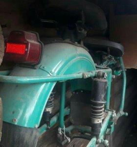 Рама мотоцикл Урал