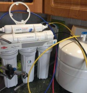 Фильтр для воды АTOLL A-560E LUX