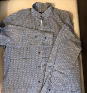 Рубашка мужская р48-50