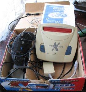 Игровая приставка Sega/
