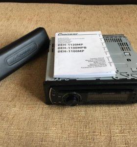 Автомагнитола Pioneer DEH-1120MP