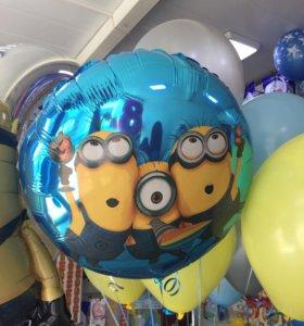 Воздушные шарики 🎈 на ваш праздник.