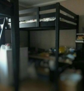 Кровать-чердак Стуро, икеа