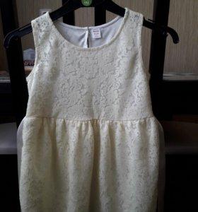 Платье 92см. 12-24мес.
