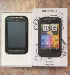 HTC Wildfire S на запчасти