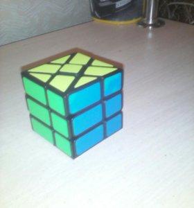 Кубик Рубика 45°
