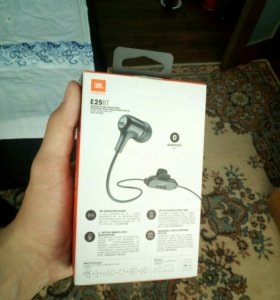 Наушники JBL E25BT Bluetooth