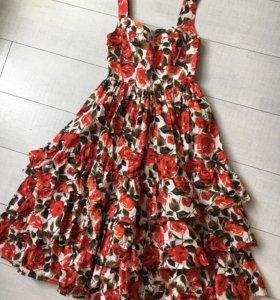 Платье D&G новое 42-44