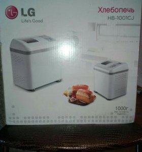 Хлебопечь LG