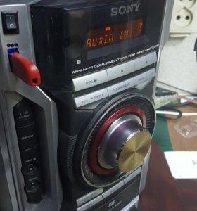 Стереосистема Sony & Topp Pro