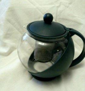 чайник заварочный новый