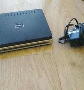 Маршрутизатор (роутер) d-link dir-100