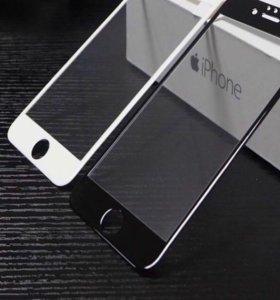 3D стёкла на iPhone6/6s,6+,7/7s,7+,8,8+,X