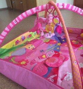 Игральный коврик ,для детей ..