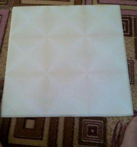Потолки 11 пачек в каждой по 8 штук