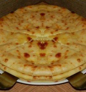 Настройка печей под выпечку Осетинских пирогов