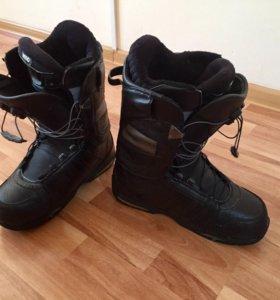 Ботинки сеоубордические
