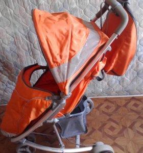 коляска прогулочная.положения.чехол.рюкзак