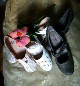 Летняя новая обувь
