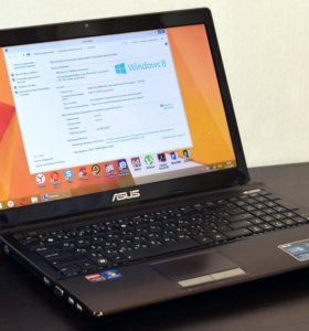 Ноутбук Asus X53T