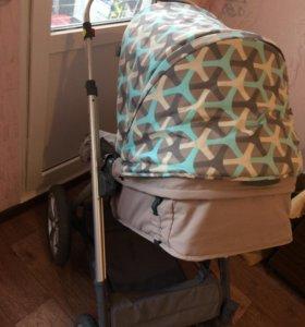 Детская коляска прогулочная Happy Baby