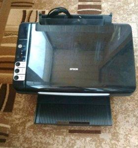Принтер- сканер- копир Epson