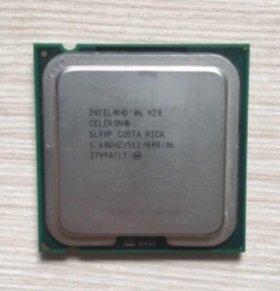 Чипсет Intel celeron SL9XP costa rica