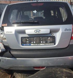 Запчасти Hyundai Getz