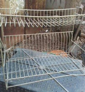 Полочка для сушки посуды