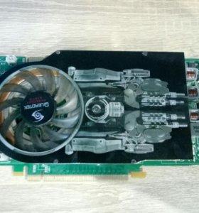 Geforсe GT 9600 на 512 мегабайт